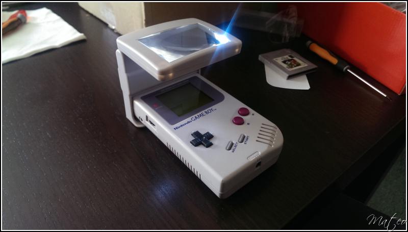 Nintendo Game Boy 1989 Matechnique