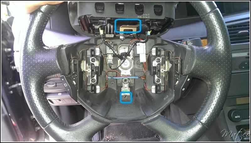 Demontage De L Airbag Volant Velsatis Matechnique Fr
